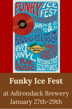Funky Ice Fest ADK Brewery Jan 27-29