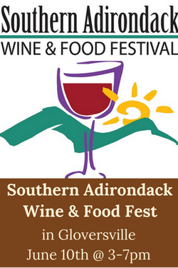 Adirondack Winery at Southern ADK Wine & Food Festival