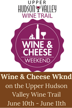 Upper Hudson Valley Wine Trail: Wine Cheese Weekend at Adirondack Winery in Lake George