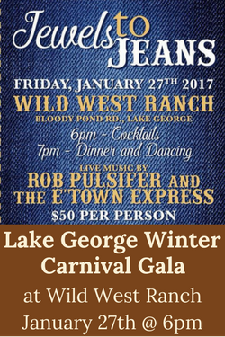 Lake George Winter Carnival Gala Adk Winery Jan 27th