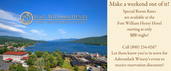 Fort William Henry Hotel Rate