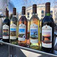 Adirondack Winery's Award Winning Wines