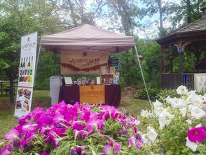 Adirondack Winery at the Warrensburgh Farmer's Market