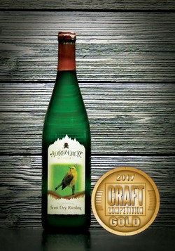 Craft Competition Medals for Semi Dry Riesling 2017