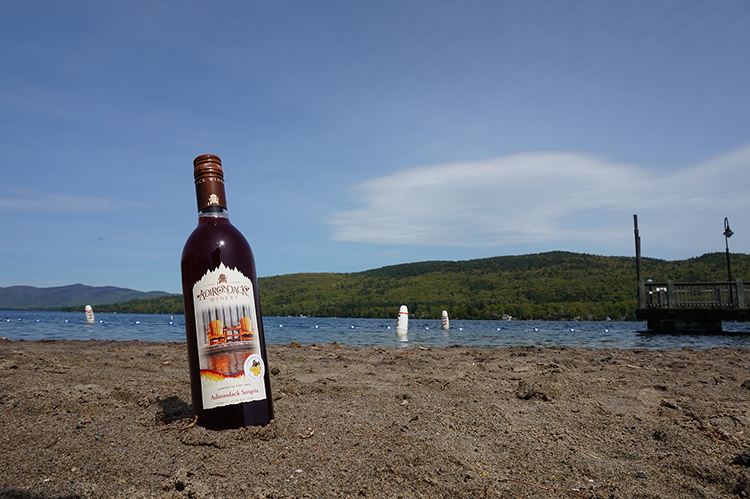The official Adirondack Winery wine of the summer - Adirondack Sangria