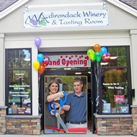 ADk Winery Grand OPening