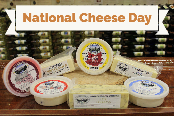 National Cheese Day June 4th