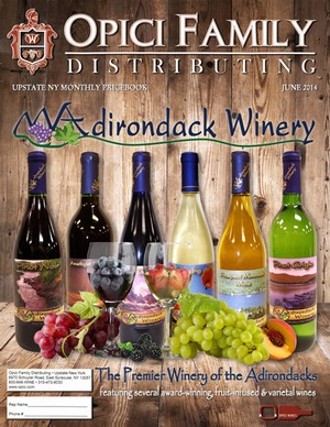 Adirondack Winery Opici Cover