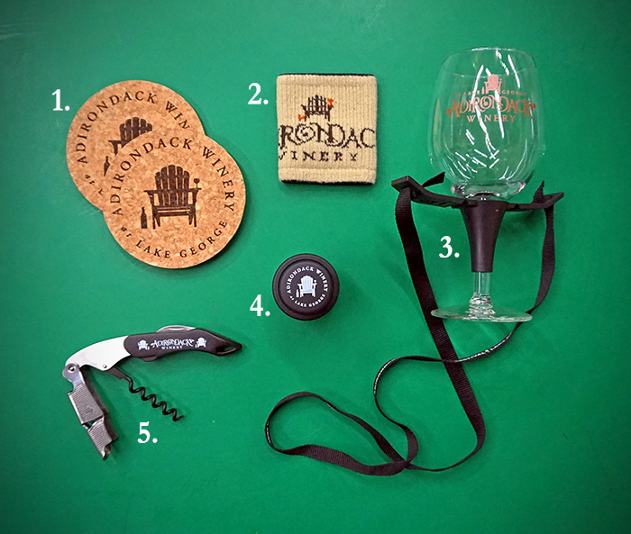 Adirondack Winery Holiday Survival Kit
