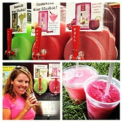 Adirondack Winery Wine Slushies