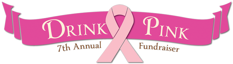 Drink  Pink and help us raise $8,500 for local breast cancer services!
