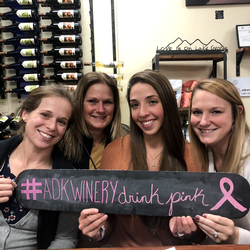 Drink Pink Uncork & Craft Events at Queensbury Winemaking Facility!