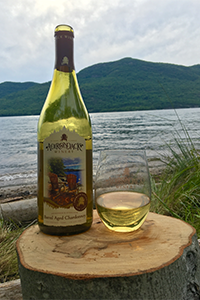ADK Winery Barrel Aged Chardonnay