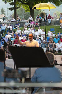 Lake George Community Band Fest at Shephard Park