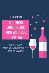 Southern Adirondack Wine and Food