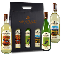 Adirondack Winery White Wine Trio Gift Set