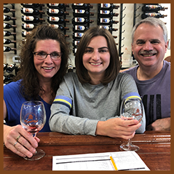 Our Most Loyal Fans are Adirondack Winery Gold Club Members!