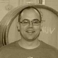Brad Casacci, Wine Making Assistant, Adirondack Winery