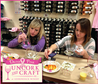ADK Winery's Drink Pink Uncork & Craft Events Were a Huge Hit!