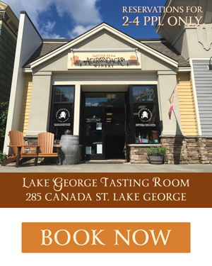 Book a Tasting at Lake George