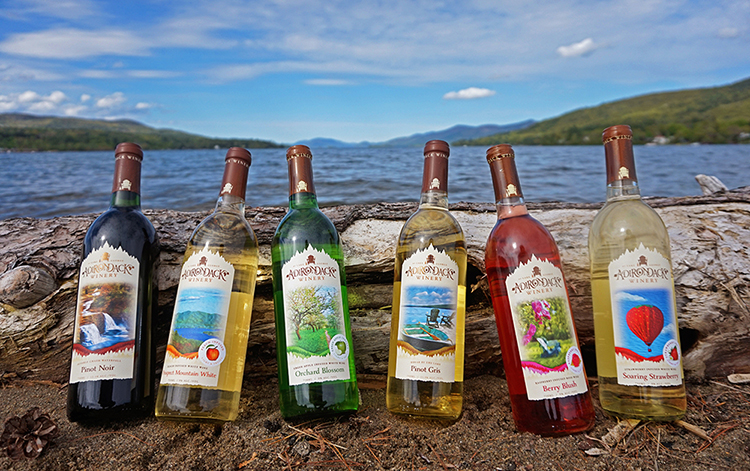 Adirondack Winery Wholesale Bottle Ensemble