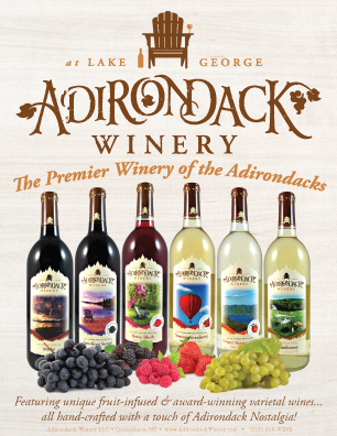 Adirondack Winery Wholesale Poster