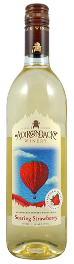 Adk Winery Soaring Strawberry