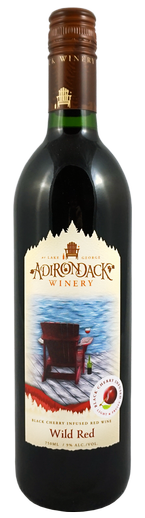 Adk Winery Wild Red