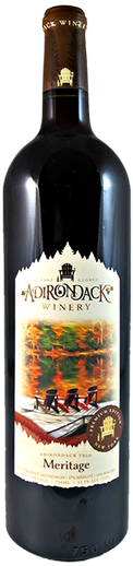Adk Winery Meritage