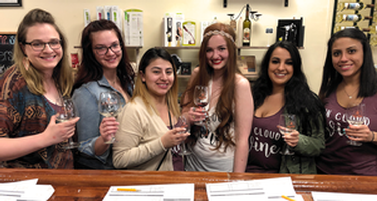 Bachelorette Party at ADK Winery