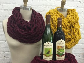 Uncork & Craft at Adirondack Winery in Lake George