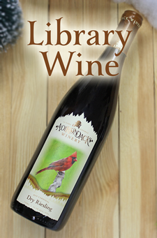 Dry Riesling (2014) Library Wine