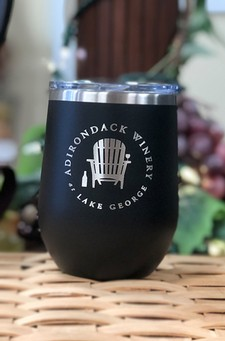 Stainless Steel Wine Sippy Cup w/logo
