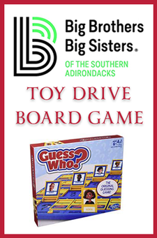 BBBS Toy Drive - Board Game