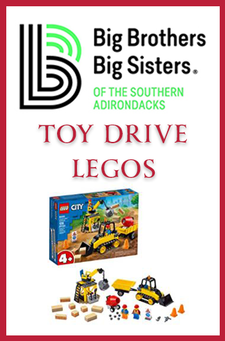 BBBS Toy Drive - LEGOs