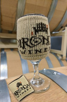 Adirondack Winery Glass Sweater