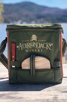 Adirondack Winery Picnic Cooler Bag