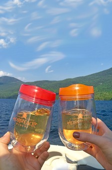 Adirondack Winery Stemless Wine Tumbler