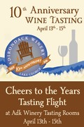 Cheers to the Years Tasting Flight