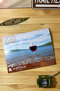 2021 Adirondack Winery Wall Calendar