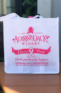 Drink Pink 6-Bottle Wine Tote
