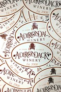 Adirondack Winery Bumper Sticker