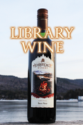 Baco Noir (2015) Library Wine