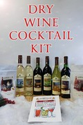 Holiday Wine Cocktail Kit - Dry Wines