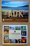 2017 Adirondack Winery Wall Calendar