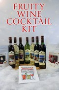 Holiday Wine Cocktail Kit - Fruity Wines