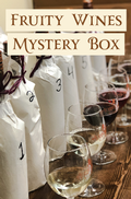 Mystery Box Wine Tasting Game 6-Pack FRUITY