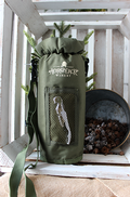 Logo Grab & Go Insulated Bottle Carrier - Olive