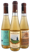Custom Label Pinot Gris Split