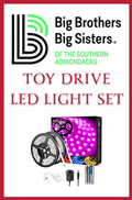 BBBS Toy Drive - LED Lights Set
